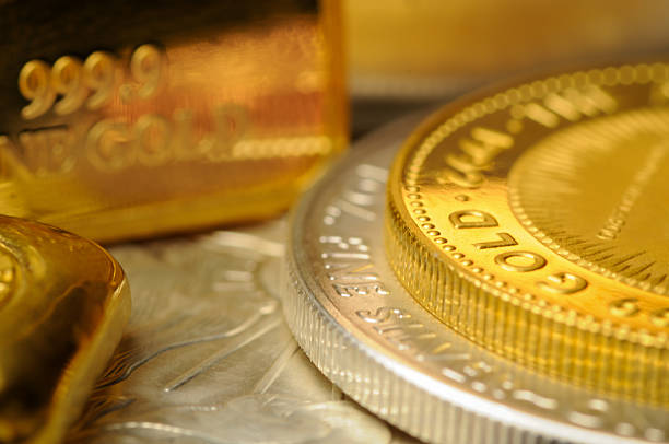 Coins and Gold