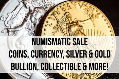 Auction Network Numismatic